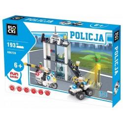 klocki BLOCKI Policja KB6728  080801