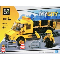 klocki BLOCKI My City KB0211  002118
