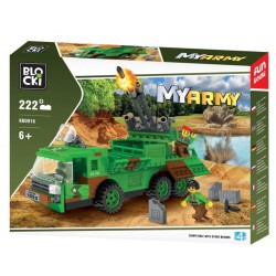 klocki BLOCKI My Army KB0916  379166